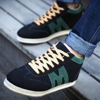 The new 2013 winter new couples big yards men's sport casual shoes. Free shipping