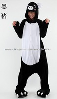 black pig included shoes fleece Kigurumi dropship free shipping