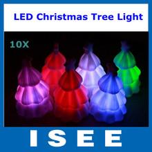 led christmas tree promotion