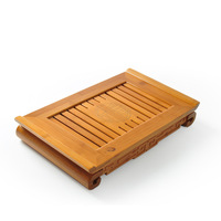 Small book case bamboo tea tray tea set bamboo tea sets tea sea drawer at home