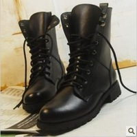 Cheap new fashion punk Martin boots women boots shoes