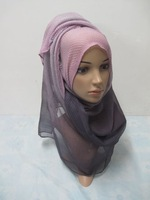 QSJ039 fashion long muslim scarf