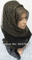 QSJ040 fashion long muslim scarf