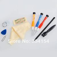 phone repair tools 10-in-1 Disassemble Tools Kit Set Magnetic Screwdrivers for iPhone 4/4S/5 for Samsung