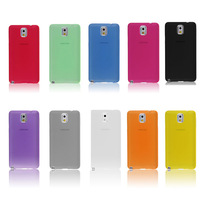 0.3mm Ultra Thin  Matte Frost Case Cover For Samsung Galaxy Note 3 III N9000  Free shipping