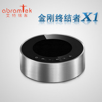 2013 New arrival Abramtek MP3 Player portable audio speaker, Surround sound speakers Free shipping