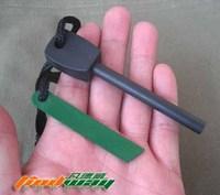 Portable dweh Large flingers magnesium rod magnesium block fire stick outdoor