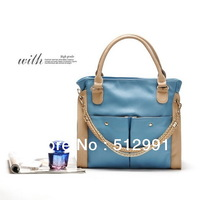 New arrival,free shipping!shoulder bag fashion,supper quanlity pu leather,Brand handbag , quanlity leather, ZL31028