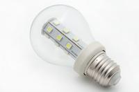 5 PCS/Lot Hot Sale New Design 2W  LED Light E27 Socket Base Bubble Ball Bulb Household Appliance High Quality White Light LED