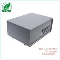 electronics case plastic enclosure for pcb XDP04-33 Xindasz 6.50*4.72*2.76inch(165*120*70mm)