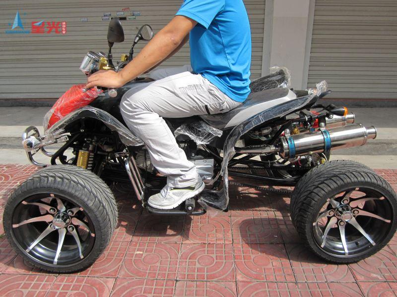 Four-wheel off-road motorcycle atv KAWASAKI 150cc water 200cc big displacement(China (Mainland))