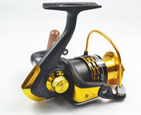 Wholesale Free shipping 1pcs SHG6000-10 9BB+1RB Fishing Reels spinning reel lure Fishing Tackle
