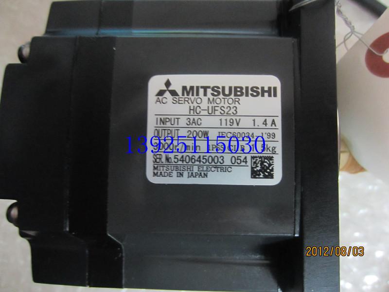 Mitsubishi servo motor hc-ufs23(China (Mainland))