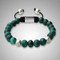 NYE3031 green peacock stone free shipping jewelry beads shamballa bracelet