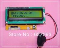 Newest M168 transistor tester Capacitance inductance ESR meter measurement test advanced edition Free Shipping
