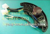 10 Wires Diesel Generator Single phase AVR For Kipor,KAMA 186F 178F 5KW 6KW KI-DAVR-50S3 free shipping
