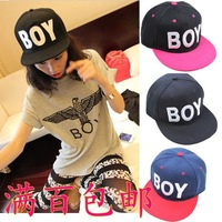 "Adjustable embroidery ""BOY"" brand baseball hats caps dope unisex 200pcs/lot mix various colors wholesale drop shipping"