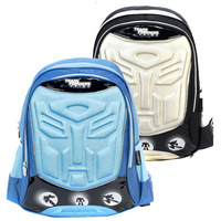 Freeshipping - School children bag with The Transformer, kids school students bag with double shoulder backpack - B0004 (1)