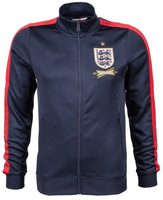 Excellent Men Sport Coat Football & Soccer Jacket High Quality England Players Coats Tracksuit S/M/L/XL A080