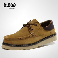 Genuine new Genuine leather work shoes Low top shoes casual shoes British fashion trend  men's shoes Working boots MX960
