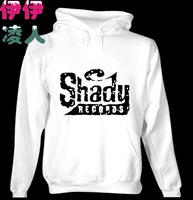 Free shipping eminem hoodies sweatshirt Winter sweatshirt  loose sweatshirt 100% cotton hiphop hip-hop with a hood  casual