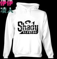 Free shipping eminem hoodies sweatshirt Winter sweatshirt  loose sweatshirt 100% cotton hiphop hip-hop with a hood  casual