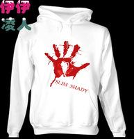 free shipping eminem hoodies sweatshirt men Trend sweatshirt eminem outerwear lovers casual loose sweatshirt clothes