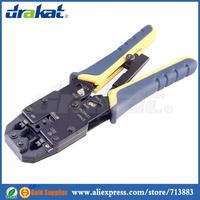 Crimp Cat5 Cat5e 10P10C/8P/6P/4P RJ45 Crimping Tool 100% New!