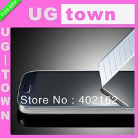 For iPhone 5/5G (Package in Spanish) Premium Tempered Glass Anti Shock Screen Protector Film 0.26mm  Free Shipping