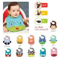 Free shipping Baby Waterproof bib Carter Baby wear Baby bib Infant saliva towels/burp cloths