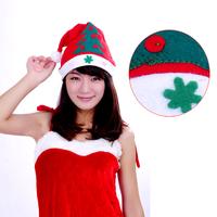 Snowman sticker christmas hat Christmas decoration gift christmas hat adult christmas dress