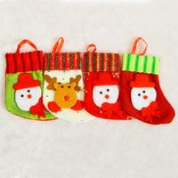 Christmas socks christmas gift decoration accessories gift Christmas hangings