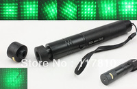 New Design 6 patterns in 1 Burning Laser 303 Real 200mw 532nm Green Laser Pointer Pen 1000m Zoomable Burning Matches