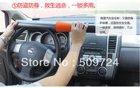 New Baseball Bat Style Car Steering Wheel Lock with 2 Keys Anti-theft Defense Security 6202
