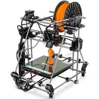 Aurora Z601 3D Printer DIY CNC Suit Self-assembly Three-Dimensional Physical Printer 3D Flatbed Printer Suit Kits