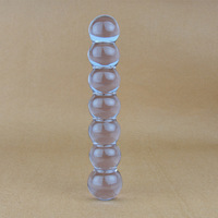 Crystal membranously crystal stick female masturbation stick sexy adult supplies glass beads