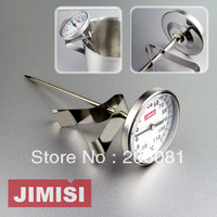 JMISI coffee/milk/ food termometer ,temperature gauge,temperature range -10-110 centigrade,profional coffee tools
