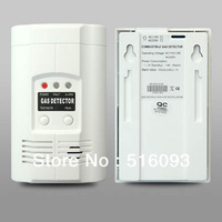 New Combustible Gas CO Monoxide Gas Detector LPG LNG Gas Leak Sensor Warning Alarm