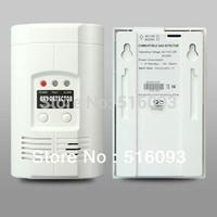 New Combustible Gas CO Monoxide Gas Detector LPG LNG Gas Leak Sensor Warning Alarm