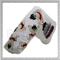 New 2013 SEASIDE SUMO  White cameron putter cover golf headcovers DCT SPORT