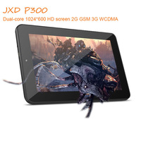 JXD P300 phone Tablet PC 7'' Capacitive screen Android 4.0 Dual Core MTK8377 2G SIM GSM 3G WCDMA WiFI Bluetooth GPS