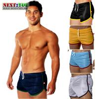 Free Shipping!!-5 PCS/LOT Sport Shorts/ Mens Boxer Shorts/Men Underwear/ Fitness Pants (N-267)