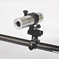 Metal sports mini HD DV 30 meters submersible skiing hiking helmet camera driving recorder Action recorder