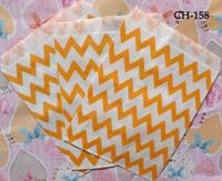 Disposable tableware packaging paper bag laminating greaseproof paper bag ch158 wave