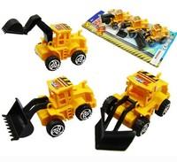 3 Pcs/Set Mini Truck Model Set 3 Forklift Educational  traffic tools Toys Vehicles For Children/Boys Gift Free Shipping
