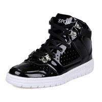 High-top fashion Pure shoes