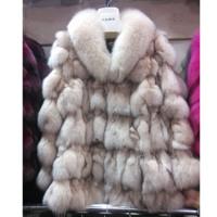 Фокс меха воротник подлинной овец кожа женщин короткие дизайн одежды верхняя одежда b13r1597 шубка haining