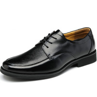 Free shipping new men's shoes cow leather business casual shoes LPR56088