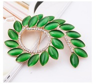 Popular element brooch& for female holiday gift European style jewelry & factory outlet(Free shipping)