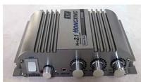 HX168HA 300W+300W Super Bass HiFi 2.1 Stereo Audio Car Amplifier/ Auto Sound Enlarger
